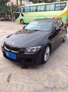 PP Material 1M Style Front Bumper/Lip For E92/E93 Prelci/Lci