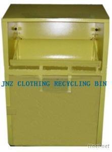 Clothing Recycling Bin