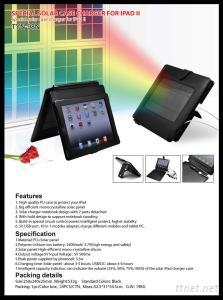 Portable Solar Charger for ipad 2