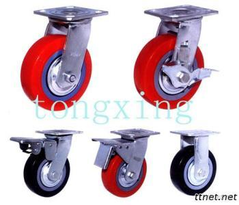Industrial Casters A PU Series