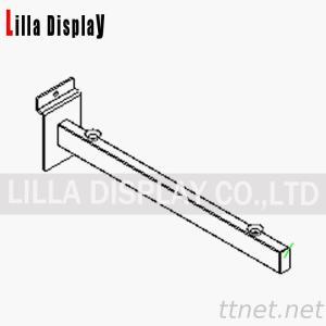 Lilladisplay Glass Shelf Brackets To Fit Channel 300Mm 28519