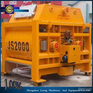 Concrete Mixer (JS2000)