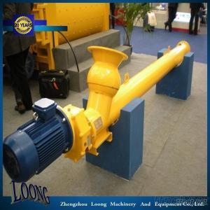 Construction Parts, Lsy Cement Discharge Augers For Concrete Mixing Plant
