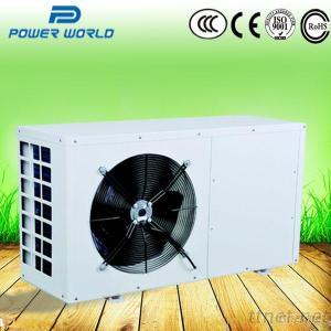Air Source Heat Pump Heating Hot Water