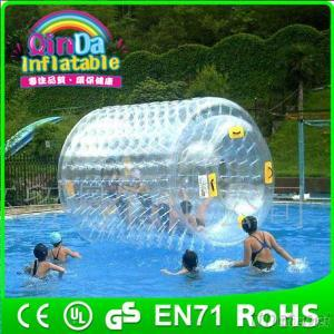 Hot Sale Water Sport Inflatable Water Roller Ball Roller on Water