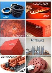 Silicone Mold Products/Silicone Foam Self-Adhesion Gasket