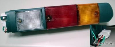 TOY 7FD20 LAMP,REAR COMBINTION RH (566302332171)