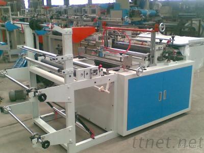 TLL 600 800 1000 Polypropylene Side Sealing Bag Making Machine