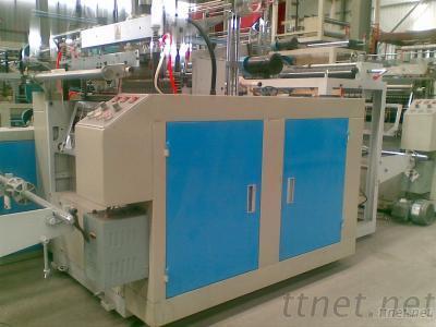 TLR 600 700 800 Heat Cutting Polythene Bag Making Machine