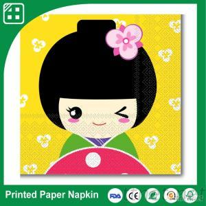 Party Decorative Paper Napkinds