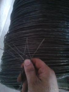 Black Annealed Stranded Wire
