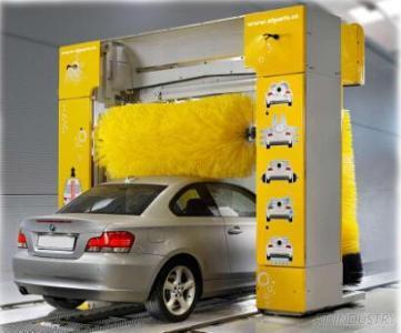 Dericen-DL-3 Roll-over Car Washing Machine