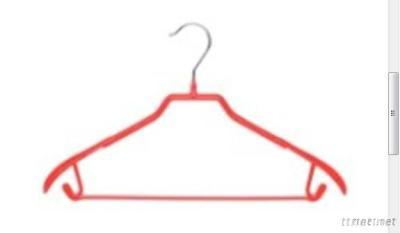 Shoulder PVC Coated Hanger