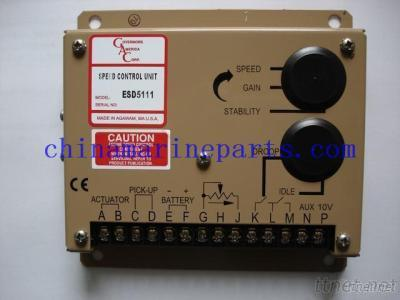 Engine Electronic Generator Parts Speed Governor ESD5001