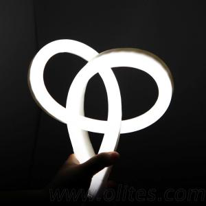 Cool White LED Neon