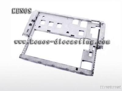 Magnesium Die Casting OEM Tablet PC Parts