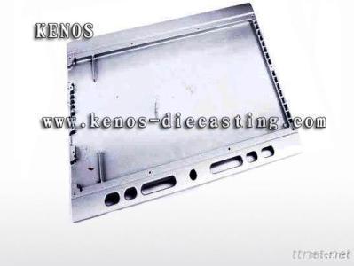 OEM Computer Parts Aluminum Die Casting Parts