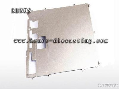 OEM Notebook Computer Housing Parts Zamak Die Casting
