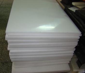 White Virgin Teflon/PTFE Sheet