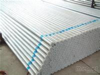 Galvanized Pipe And Tubes