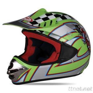 Kids Motorcycle Helmet With Good Quality---ECE/DOT Certification Approved