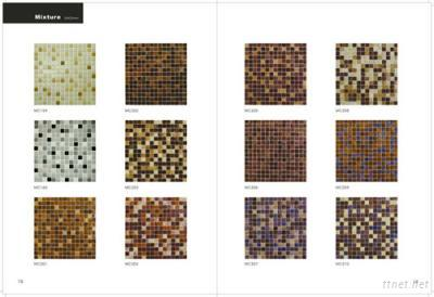 Gold Star Mosaic