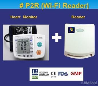 Telecare Blood Pressure + Heart Conditions Monitor