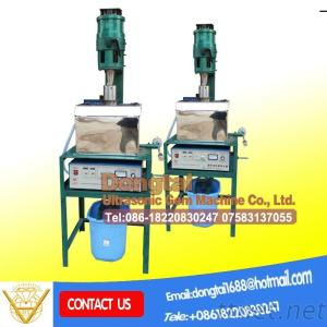 Ultrasonic Auto Drilling And Carving Gem Machine