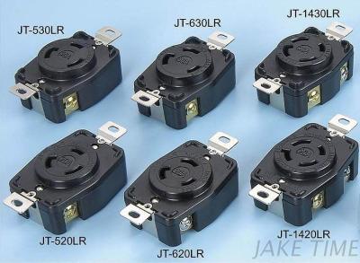 NEMA Power Sockets & Plugs