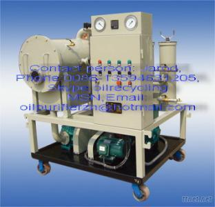 Lubricating Oil Filtration