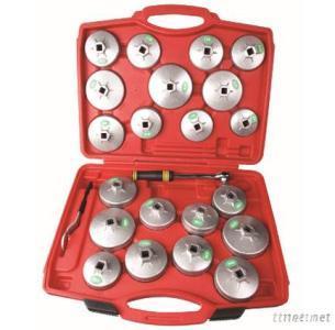 Automotive Specailty Tools & 23Pcs Auto Tools Oil Filter Wrench Set