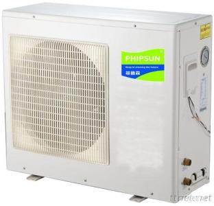 Circulate Heating Air To Water Heat Pump