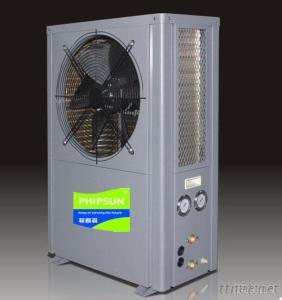3HP Circulate Heating Air to Water Heat Pump