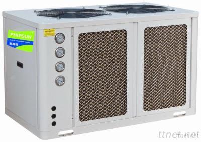 10HP Circulate Heating Air to Water Heat Pump