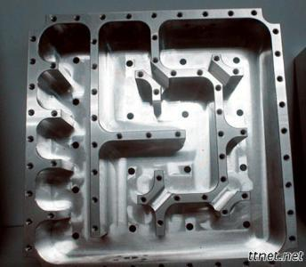 CNC Machining And CNC Milling Metal Parts. GTL Metal