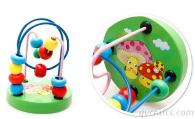Wooden Mini Coaster - Infant Toys