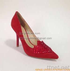 2014 Hot Sale Fashion Lady Shoes