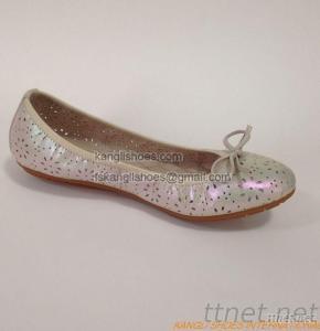 Lady Flat Ballerina Shoe