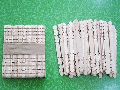 Birch Wood Craft Stick