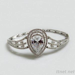 Deluxe Wedding Bridal Bangle