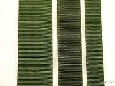 Polypropylene Military Webbing, PP Green Military Webbing