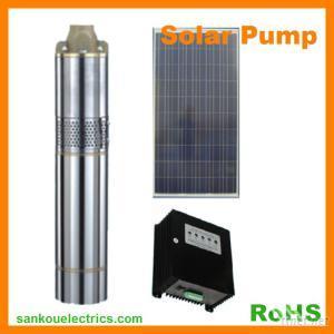 Solar Pump, DC Solar Pump for Water