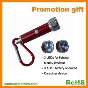 gift item, Money detector keychain