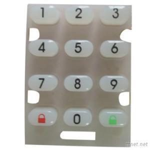 Silicone Keypad For Remote Control