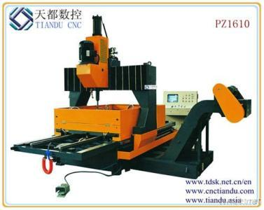 Automatic CNC Drilling Machine For Plates