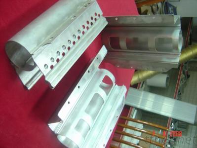 Precision CNC Machining Aluminum Profiles For Auto Parts
