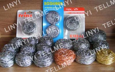 Stainless Steel Scrubber For Household Cleaning
