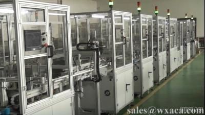 MCB Assembling And Testing Line