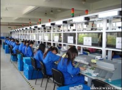 Artificial Assembly Line For Electronics