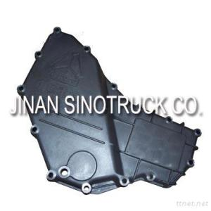 Sinotruk HOWO Truck Parts Oil Cooler Cover 61800010112